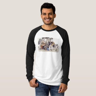Xuan Xiu Gang (with 8 Immortals) T-Shirt