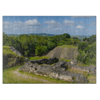 Xunantunich Mayan Ruin in Belize Boards