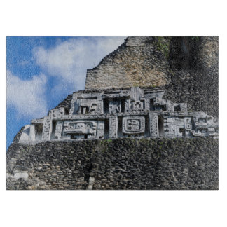 Xunantunich Mayan Ruin in Belize Cutting Board