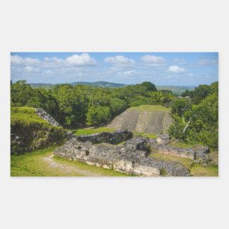 Xunantunich Mayan Ruin in Belize Sticker