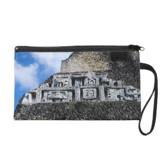 Xunantunich Mayan Ruin in Belize Wristlet
