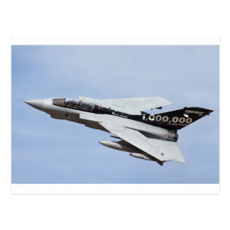 XV Squadron Tornado Postcard