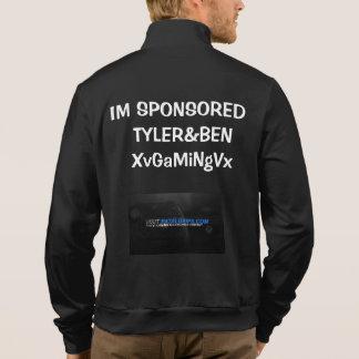XvGaMiNgVx LIMITED EDITION SPONSOR JUMPER Jacket