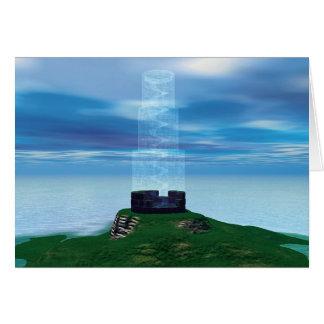 XVI The Tower Card