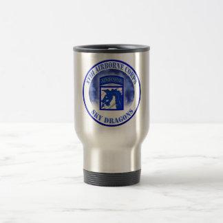 XVIII 18th Airborne Corps 002 Travel Mug