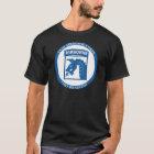 XVIII Airborne Corps Insignia - Sky Dragons T-Shirt