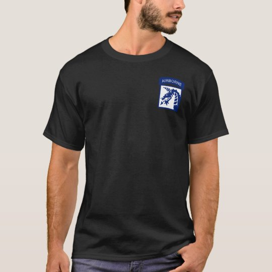 XVIII Airborne Corps Patch Colour T-Shirt