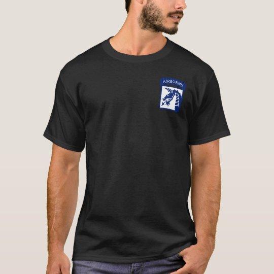 XVIII Airborne Corps Patch Colour T-Shirt