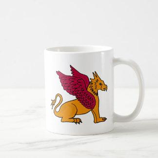 XX- Awesome Gryphon Cartoon Coffee Mug
