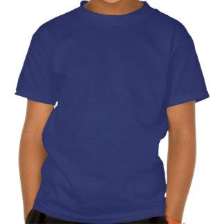 XX bouledogue américain mignon avec le collier clo T-shirt