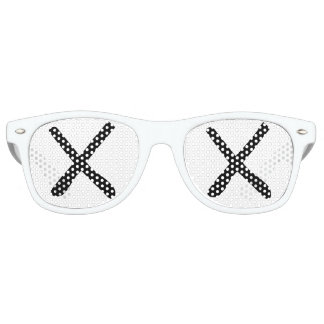"""XX Eyes - """"Crossed Out Eyes"""" Sunglasses"""