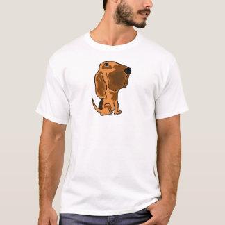 XX- Funny Bloodhound Puppy Dog T-Shirt