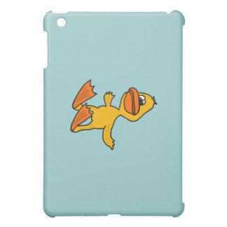 XX- Funny Dead Duck Cartoon iPad Mini Cover