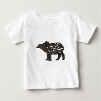 XX- Funny Tapir Cartoon Baby T-Shirt