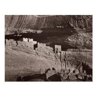 XX Ruins, Canon de Chelle, New Mexico Postcard