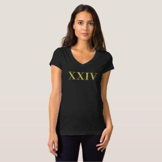 XXIV 24K Gold Shirt