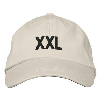 XXL EMBROIDERED HATS