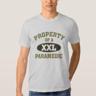 XXL Paramedic T-shirt