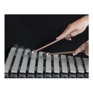 Xylophone Postcard