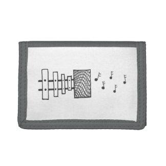 Xylophone Speaker Wallet