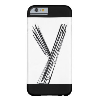 """Y"" BARELY THERE iPhone 6 CASE"