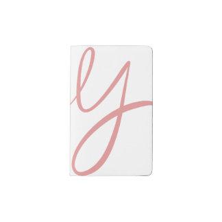 Y Pocket Journal - Letters to Keller Series
