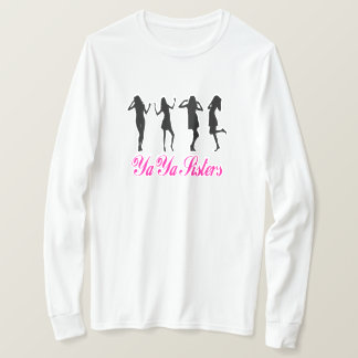 Ya Ya Sisters (pink) T-Shirt