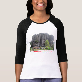yaana karnataka india tourist place photo shirt