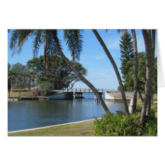 Yacht Basin, Bradenton, Florida Card
