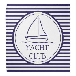 Yacht Club Bandannas