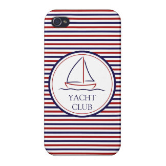 Yacht Club Case For The iPhone 4