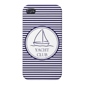 Yacht Club iPhone 4/4S Cover
