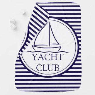 Yacht Club Swaddle Blanket