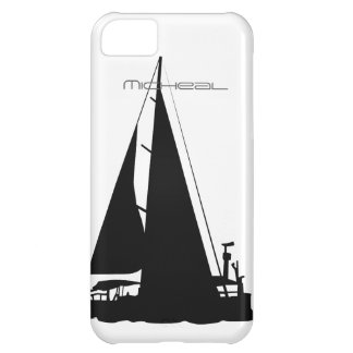 Yacht Customizable Cover For iPhone 5C