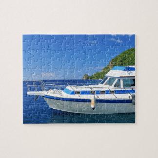 Yacht Jigsaw Puzzle