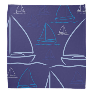 Yacht pattern do-rag