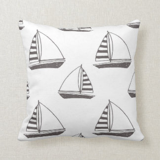 Yacht pillow (White)