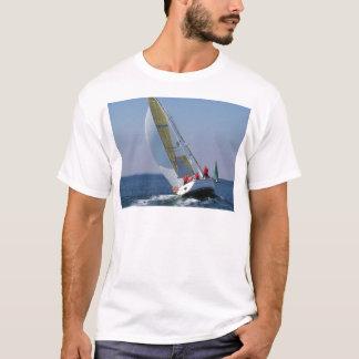 Yacht Racing In The Mar Menor T-Shirt