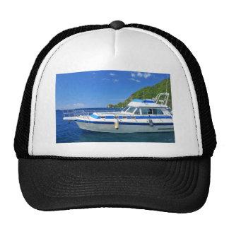 Yacht Trucker Hat