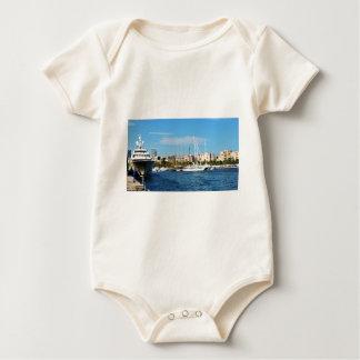 Yachting Baby Bodysuit