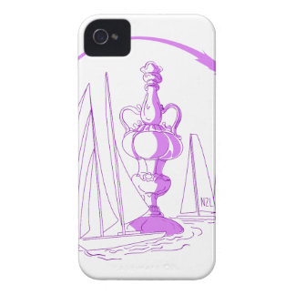 Yachting Championship Cup Drawing iPhone 4 Cases