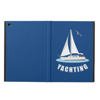 Yachting Cover For iPad Air