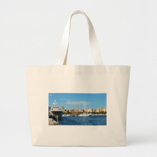 Yachting Large Tote Bag