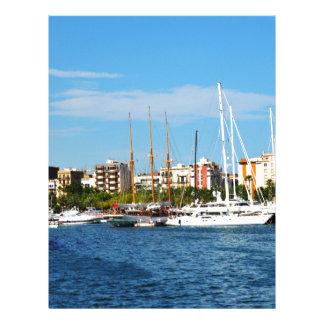 Yachting Letterhead