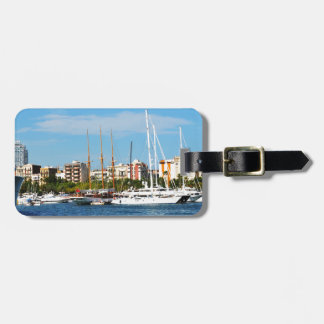 Yachting Luggage Tag