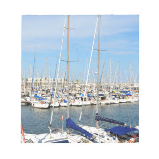 Yachting Notepad