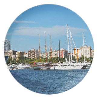 Yachting Party Plates