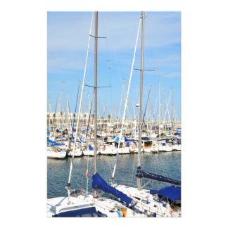 Yachting Stationery