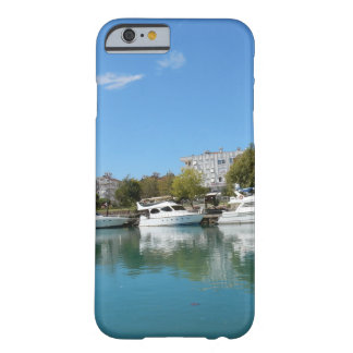 Yachts in Turkey Barely There iPhone 6 Case