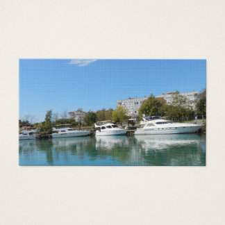 Yachts in Turkey Business Card